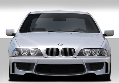 BMW 5 Series 4DR 1M Look Duraflex Front Body Kit Bumper 1997-2003