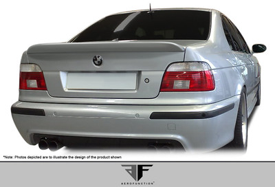 BMW 5 Series 4DR AF-1 Aero Function (GFK) Body Kit-Wing/Spoiler 1997-2003