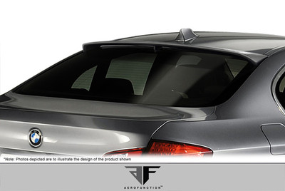 BMW 5 Series 4DR AF-2 Aero Function Body Kit-Roof Wing/Spoiler 2011-2015
