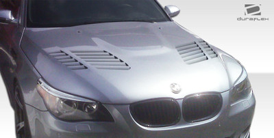 BMW 5 Series 4DR GT-R Duraflex Body Kit- Hood 2004-2010