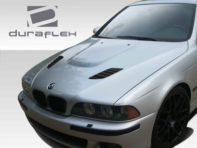 BMW 5 Series 4DR GT-S Duraflex Body Kit- Hood 1997-2003