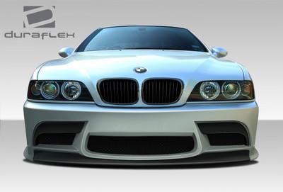 BMW 5 Series 4DR GT-S Duraflex Front Body Kit Bumper 1997-2003