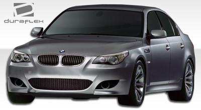 BMW 5 Series 4DR M5 Look Duraflex Full 5 Pcs Body Kit 2004-2010