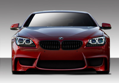 BMW 6 Series 1M Look Duraflex Front Body Kit Bumper 2011-2015