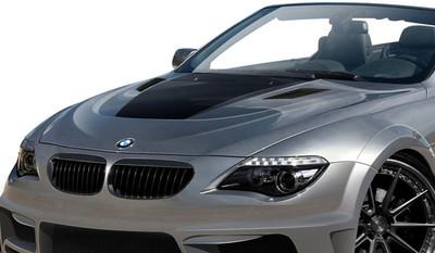BMW 6 Series 2DR AF-2 Aero Function Body Kit- Hood 2004-2010