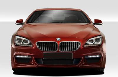 BMW 6 Series M Sport Look Duraflex Front Body Kit Bumper 2011-2015