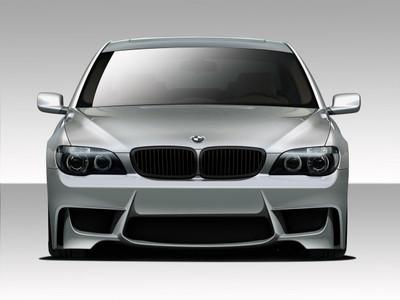 BMW 7 Series 1M Look Duraflex Front Body Kit Bumper 2006-2008