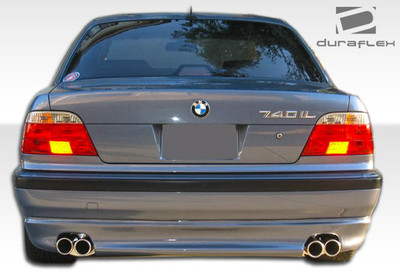 BMW 7 Series AC-S Duraflex Rear Body Kit Bumper 1995-2001