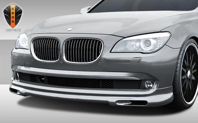 BMW 7 Series Eros Version 1 Duraflex Front Bumper Lip Body Kit 2009-2012