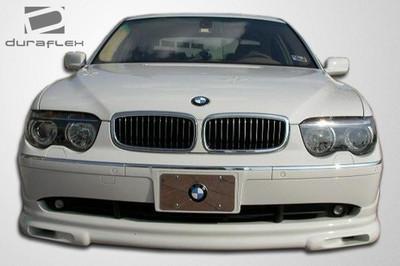 BMW 7 Series HM-S Duraflex Front Bumper Lip Body Kit 2002-2005
