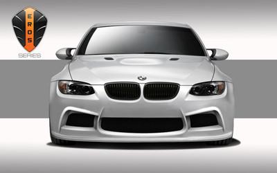 BMW M3 Eros Version 1 Duraflex Front Body Kit Bumper 2007-2013