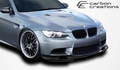 BMW M3 T-Design Carbon Fiber Creations Front Bumper Lip Body Kit 2007-2013