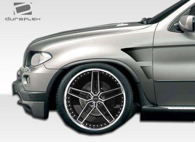 BMW X5 Executive Duraflex Body Kit- Fenders 2004-2006