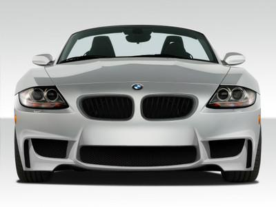 BMW Z4 1M Look Duraflex Front Body Kit Bumper 2003-2008