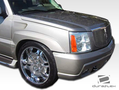 Cadillac Escalade Platinum Duraflex Body Kit- Fenders 2002-2006