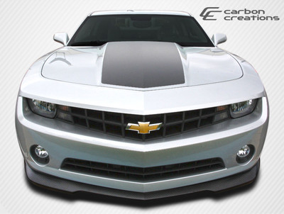 Chevy Camaro GM-X Carbon Fiber Creations Front Bumper Lip Body Kit 2010-2013
