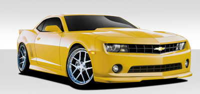 Chevy Camaro GM-X Duraflex Full 7 Pcs Body Kit 2010-2013