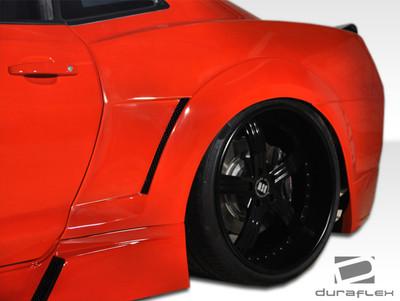 Chevy Camaro Hot Wheels Duraflex Body Kit- Wide Rear Fenders 2010-2015
