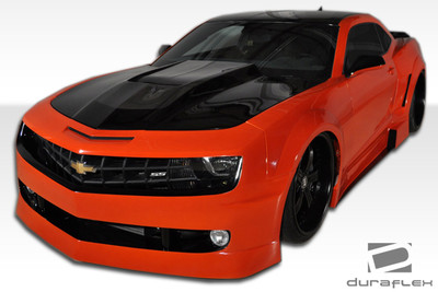 Chevy Camaro Hot Wheels Duraflex Full Wide Body Kit 2010-2013