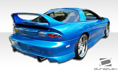 Chevy Camaro Vortex Urethane Rear Body Kit Bumper 1993-2002