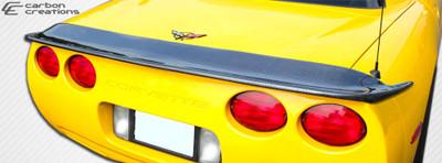 Chevy Corvette CV-G Carbon Fiber Creations Body Kit-Wing/Spoiler 1997-2004