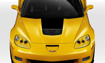 Chevy Corvette Stingray Z Duraflex Body Kit- Hood 2005-2013