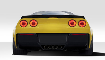 Chevy Corvette Stingray Z Duraflex Body Kit-Wing/Spoiler 2005-2013