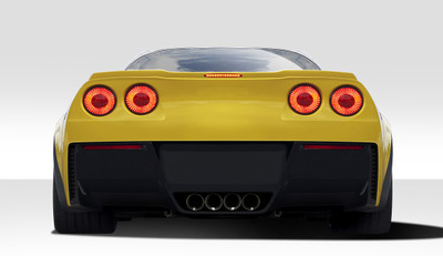 Chevy Corvette Stingray Z Duraflex Rear Body Kit Bumper 2005-2013