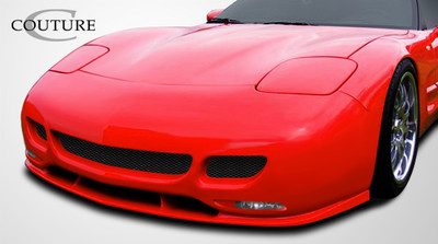 Chevy Corvette TS Edition Couture Front Bumper Lip Body Kit 1997-2004