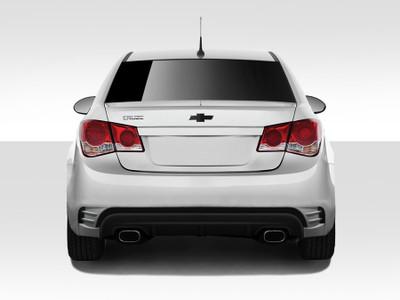 Chevy Cruze Concept X Duraflex Rear Body Kit Bumper 2011-2015