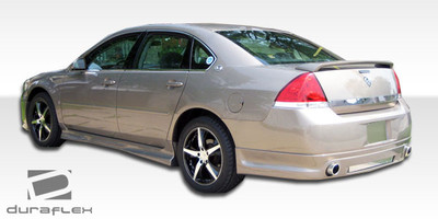 Chevy Impala Racer Duraflex Rear Body Kit Bumper 2006-2013
