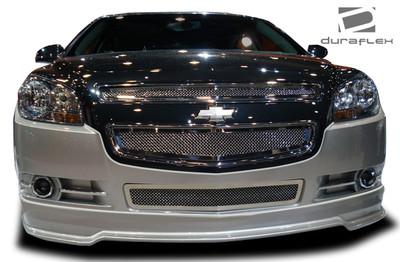 Chevy Malibu Racer Duraflex Front Bumper Lip Body Kit 2008-2012