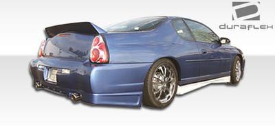 Chevy Monte Carlo F-1 Duraflex Rear Body Kit Bumper 2000-2005