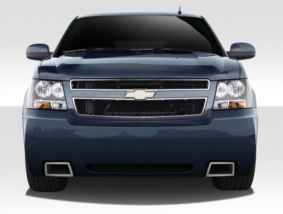 Chevy Suburban SS Look Duraflex Front Body Kit Bumper 2007-2014