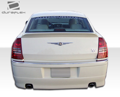 Chrysler 300 Elegante Duraflex Rear Body Kit Bumper 2005-2010
