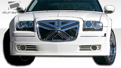 Chrysler 300 VIP Duraflex Front Bumper Lip Body Kit 2005-2010