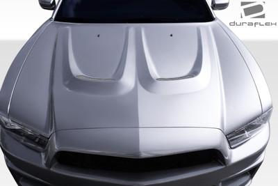 Dodge Charger Hot Wheels Duraflex Body Kit- Hood 2011-2014
