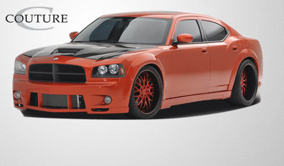 Dodge Charger Luxe Couture Full Wide Body Kit 2006-2010