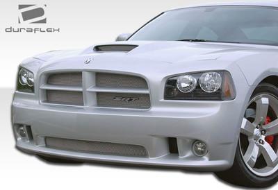 Dodge Charger SRT Look Duraflex Front Body Kit Bumper 2006-2010