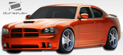 Dodge Charger SRT Look Duraflex Full 5 Pcs Body Kit 2006-2010