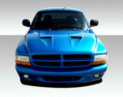 Dodge Dakota CV-X Duraflex Body Kit- Hood 1997-2004