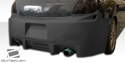Dodge Neon Viper Duraflex Rear Body Kit Bumper 2003-2005