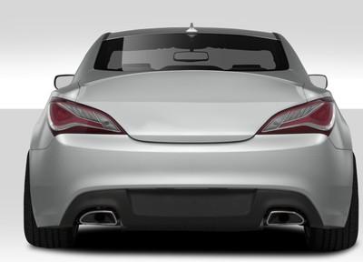 Fits Hyundai Genesis 2DR RS-1 Duraflex Body Kit-Trunk/Hatch 2010-2015
