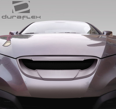 Fits Hyundai Genesis 2DR RS-1 Duraflex Grill 2010-2012