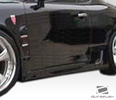 Fits Hyundai Tiburon Spec-R Duraflex Side Skirts Body Kit 2003-2006