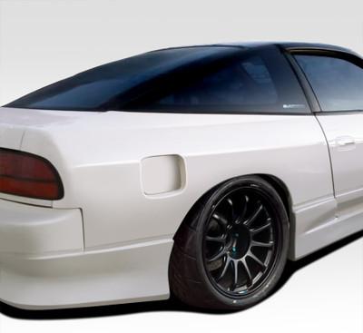 Fits Nissan 240SX HB G-PR Duraflex Fender Flares 1989-1994