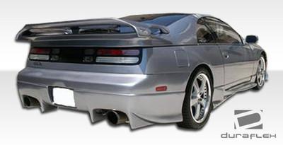 Fits Nissan 300ZX Vader Duraflex Rear Body Kit Bumper 1990-1996