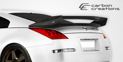 Fits Nissan 350Z 2DR N-2 Carbon Fiber Creations Body Kit-Wing/Spoiler 2003-2008