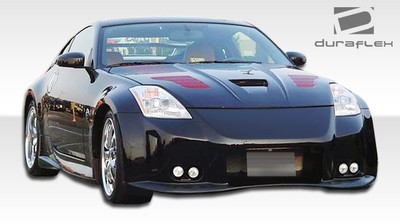 Fits Nissan 350Z Vader 3 Duraflex Full Wide Body Kit 2003-2008