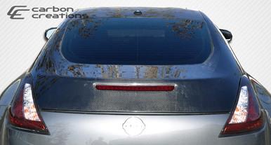 Fits Nissan 370z Oem Carbon Fiber Creations Body Kit Trunk